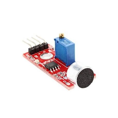 Modulo Sensor De Som Para Arduino